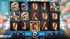 #GunsNRoses #Jackpot #NetEnt #videoautomat Coin Values, Guns N Roses, Symbols, Glyphs, Icons