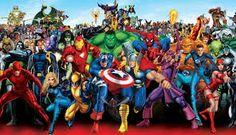 super herois raros marvel - Pesquisa Google