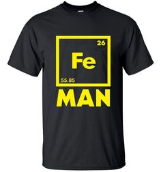New In-Store ! FE MAN Science Ch.... Chk it out http://shopping-comfort.com/products/fe-man-science-chemistry-t-shirt?utm_campaign=social_autopilot&utm_source=pin&utm_medium=pin