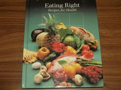 Eating Right - Recipes for Health.  A few  cookbooks have been listed. Check them out at halifaxbooks.ca Eat Right, Health, Check, Books, Recipes, Eating Well, Libros, Health Care, Book