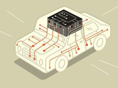 Driverless Cars: A Bonanza for Chipmakers | A new generation of microcontrollers and processors designed to be the brains of robocars will generate revenues eclipsing the half-billion-dollar mark by 2020