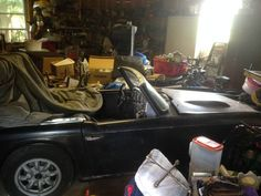 1980 Triumph TR8 (yes, the V8 model) - $7000 East ...