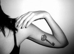 tatuajes de llaves