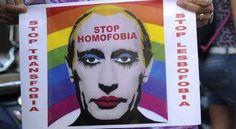 Rusia prohíbe manejar a los travestis y transexuales