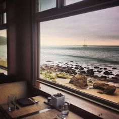 Every morning is good when this is your view. #MalibuBeachInn #CarbonBeachClub #Malibu #oceanfront #dining #restaurant  #ocean #view #waves #travel