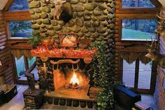 Rentals In The Poconos: East Stroudsburg Beautiful Lodge Home