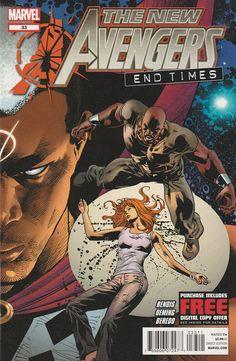 The New Avengers # 32 Marvel Comics ( 2012 ) Vol 2