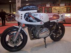 Cafe racers [pics] - Page 418 - ADVrider