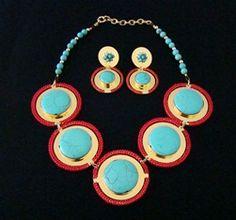 #turquoise #neclace #gorgeus