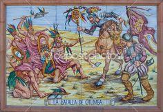 Batalla de Otumba — Foto stock © Juan_G_Aunion #46955763