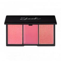 Sleek Make-Up Blush By 3 Blusher Palette 'Pink Lemonade' 20 g Purple Eye Makeup, Blush Makeup, Lace Makeup, Beauty Makeup, Blush Beauty, Makeup Palette, Eyeshadow Palette, Contour Palette, Eyeshadows
