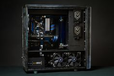 Project - StarCraft Tribute - Page 13 - Forums Gaming Pc Build, All In One Pc, Pc Cases, Starcraft, Desktop Computers, Logs, Over The Years, Locker Storage, Coupons