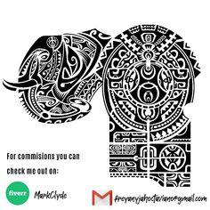 Polynesian Tattoo Designs, Samoan Tattoo, Chest Tattoo, Tattoos For Guys, Design Projects, Tatting, Mandala, Men, Ideas