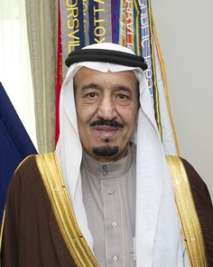 King Salman bin Abd al-Aziz Al Saud of Saudi-Arabia