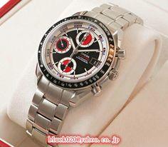 オメガスーパーコピー スピードマスター デイト 3210.52 Omega Watch, Bracelet Watch, Watches, Bracelets, Silver, Accessories, Wristwatches, Clocks, Bracelet