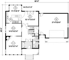 - 80610PM | 2nd Floor Master Suite, CAD Available, Canadian, Country, Den-Office-Library-Study, Media-Game-Home Theater, Metric, PDF | Architectural Designs