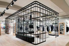Retail Design finalists in the 2015 Australian Interior Design Awards. Kiosk Design, Facade Design, Booth Design, Retail Design, Store Design, Australian Interior Design, Interior Design Awards, Retail Interior, Interior Design Living Room