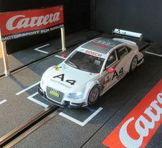 Audi A4 DTM 2008 Audi Sport Team Abt Sportsline - Tom Kristensen