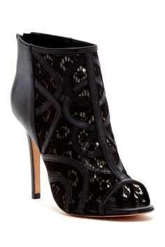 #swag HauteLook | Rebecca Minkoff Shoes: Moss Lace Bootie