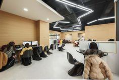 Galeria - Espaço de Aprendizado Comum Universidade de Tunghai / YD Architects - 1