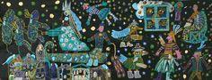 Medaile škole za kolekci malby a kresby: Gusachenko Egor (9 let), Children art gallery Izopark, Moscow, Rusko