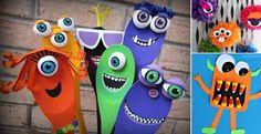 Des idées amusantes et colorées!!