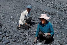 Coal workers in Shizuishan