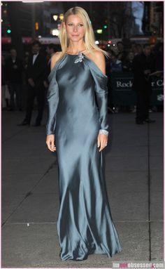 Tiffany & Co. Hosts Its Blue Book Ball  Gweneth Paltrow