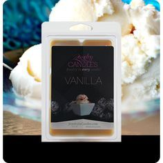 Amazing Vanilla Scented Tart!