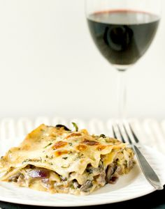 1000 ideas about mushroom ravioli on pinterest ravioli for Different kinds of lasagna recipes