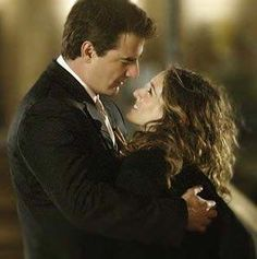 One of my all time favorite couples <3 #carrieandbig #insearchofmyownmrbig