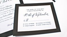 An Invitation to Palm Springs :: plurabelle calligraphy