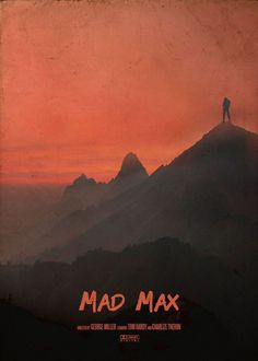 Day 21 of 365 Mad Max.Buy this Poster. Famous Movie Posters, Polish Movie Posters, Famous Movies, Cool Posters, Good Movies, Awesome Movies, Art Posters, Mad Max, Tom Hardy