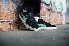 f12d43d32db PUMA X DIAMOND SUPPLY CO. CLYDE GLACIER GREY SNEAKERS IN ALL SIZES ...