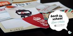 Persnickety Prints Blog: Backpack Love notes freebie