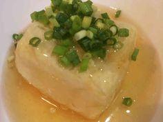 京都のおばんざい*白ダシ香る揚げ出し豆腐の画像