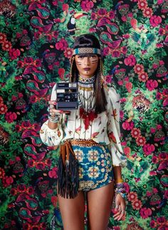 Blog Inúteis Delicadezas: fotografia de moda lookbook. #EthnicFashion, #Boho