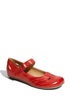 Miz Mooz Red Shoes
