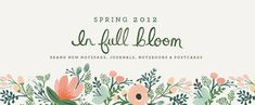 Spring Florals from Rifle Paper Co. | Dearest Nature