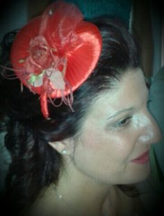 WEDDING In Red & White