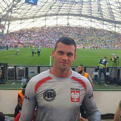 Tomasz Klimiuk nie odpuścił dopingowania na żywo Polakom! Biało - Czerwona Armia! #TYLKOZWYCIESTWO