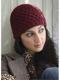 Koolhaas Knitted Hat Pattern $4.50