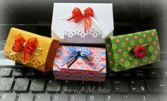 * Origami Box *  Vídeo (tutorial): http://www.youtube.com/watch?v=v1i_NEykqnk Autor: Desconhecido Execução: Margareth Mazzilli  Blog: http://www.youtube.com/watch?v=v1i_NEykqnk