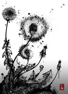 Dandelions - Nanami Cowdroy