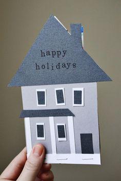 Holiday Card via abeautifulmess.com