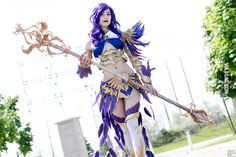 Guild Wars 2 Mesmer Cosplay