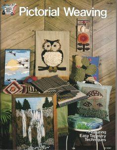 70's weaving booklet.