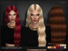 The Sims Resource: Timber hairstyle by Nightcrawler - Sims 4 Hairs - http://sims4hairs.com/the-sims-resource-timber-hairstyle-by-nightcrawler/