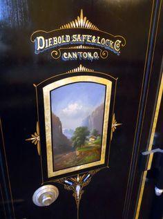 13 Best Diebold Safe images in 2018 | Vault doors, Vaulting, Antique