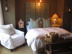 cottage coastal bedroom